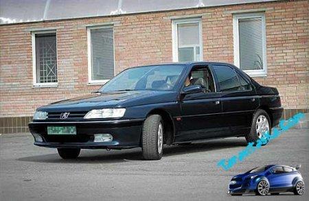 Руководство по ремонту и обслуживанию автомобиля Peugeot 605
