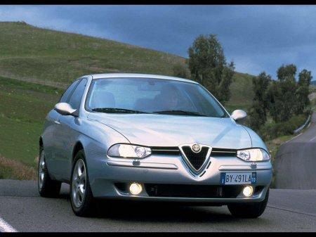 Руководство по ремонту и эксплуатации Alfa Romeo 156
