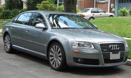 Руководство по эксплуатации автомобиля Audi A8 D3