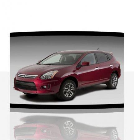 Руководство по ремонту и обслуживанию автомобиля Nissan Rogue