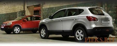 Руководство по ремонту и эксплуатации автомобиля  Nissan Qashqai с 2007 года