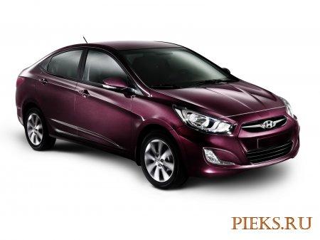 Руководство по ремонту и эксплуатации автомобиля  Hyundai Solaris с 2005 года