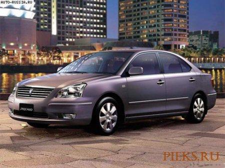 Toyota Premio, Toyota Allion - Руководство по ремонту и эксплуатации