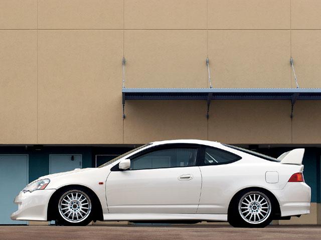 Honda Integra / Acura RSX.
