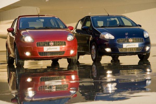 Fiat Grande Punto Super Sport