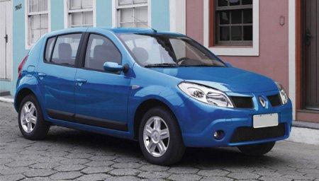 Руководство по ремонту и эксплуатации автомобиля Renault Dacia / Sandero - с 2008 г.