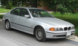 Руководство по ремонту BMW 5 E39 с 1996 по 2001